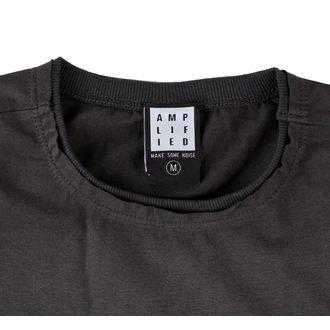Moška metal majica Ramones - Classic Seal - AMPLIFIED, AMPLIFIED, Ramones