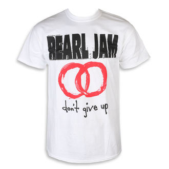 Moška metal majica Pearl Jam - Don't Give Up White - NNM, NNM, Pearl Jam
