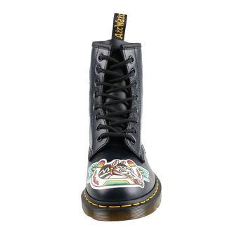Unisex usnjeni škornji - 8 vezalnih lukenj - Dr. Martens