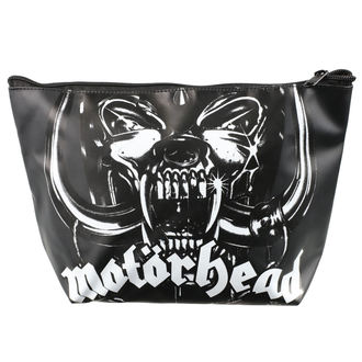Toaletna torbica Motörhead - URBAN CLASSICS - črna, NNM, Motörhead