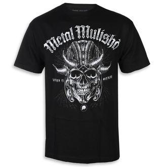 Moška ulična majica - WARHAMMER BLK - METAL MULISHA, METAL MULISHA
