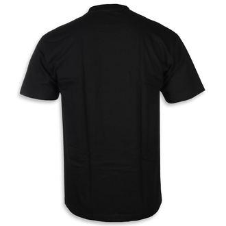 Moška ulična majica - FORTITUDE BLK - METAL MULISHA, METAL MULISHA