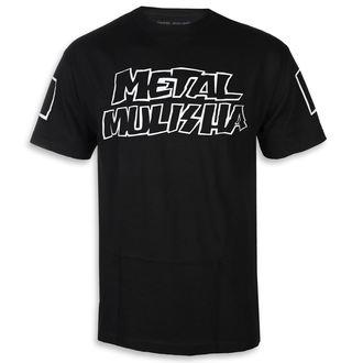 Moška ulična majica - SQUAD BLK - METAL MULISHA, METAL MULISHA