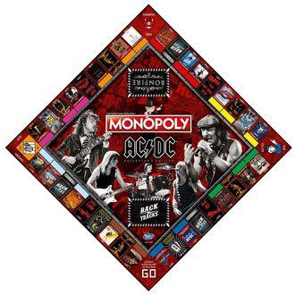 Namizna igra AC / DC - Monopoly, NNM, AC-DC