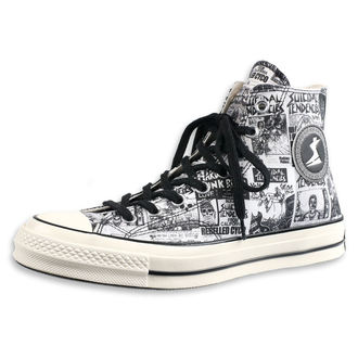 Visoke Unisex superge Suicidal Tendencies - CONVERSE, CONVERSE, Suicidal Tendencies