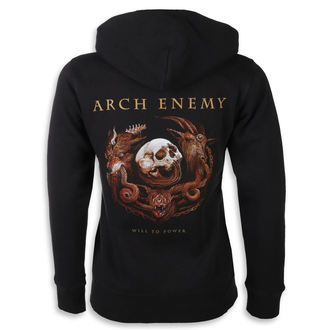 Ženska jopa s kapuco Arch Enemy - Will to Power -, NNM, Arch Enemy