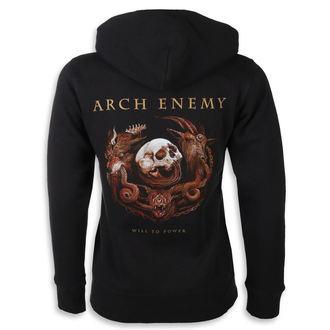 Ženska jopa s kapuco Arch Enemy - Will to Power -, NNM, Arch Enemy