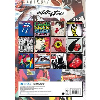 Koledar za leto 2019 - ROLLING STONES, Rolling Stones