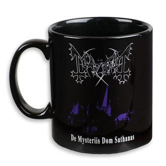 Mug MAYHEM - DE MYSTERIIS DOM SATHANAS - PLASTIC HEAD, PLASTIC HEAD, Mayhem