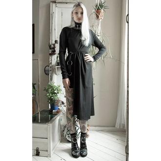 Ženska obleka DISTURBIA - Asymmetric Drape, DISTURBIA