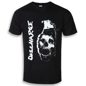 Moška metal majica Discharge - Skull Grenade - RAZAMATAZ, RAZAMATAZ, Discharge