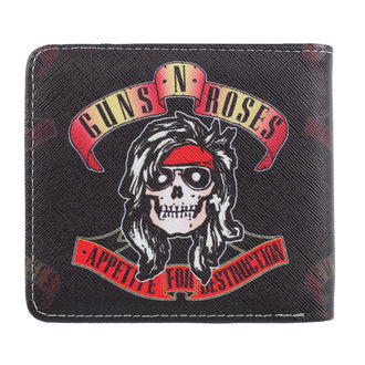 Denarnica Guns N' Roses - Appetite For Destruction, NNM, Guns N' Roses