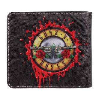 Denarnica Guns N' Roses - Splatter, NNM, Guns N' Roses