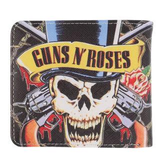 Denarnica Guns N' Roses - Skull N Guns, NNM, Guns N' Roses