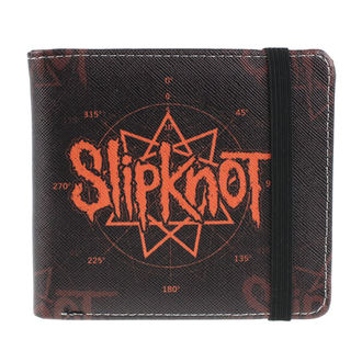 Denarnica Slipknot - Pentagram, NNM, Slipknot