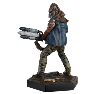 Figura The Alien & Predator (Intruder) - Zbirka Noland - (Predators), NNM, Predator