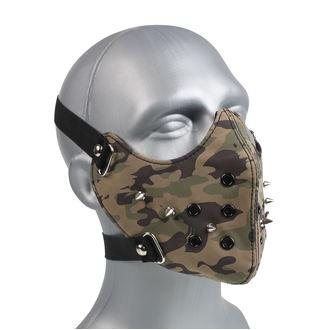 Maska POIZEN INDUSTRIES - OTTO - ZELENA CAMO, POIZEN INDUSTRIES