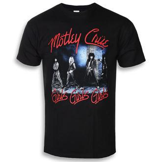 Moška metal majica Mötley Crüe - Smokey Street - ROCK OFF, ROCK OFF, Mötley Crüe