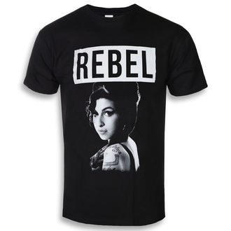 Moška metal majica Amy Winehouse - Rebel - ROCK OFF, ROCK OFF, Amy Winehouse