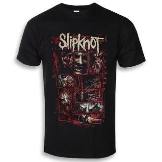 Moška metal majica Slipknot - Sketch Boxes - ROCK OFF - SKTS35MB