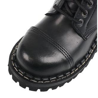 boty STEADY´S - 20 dírkové - Black - STE/20_black