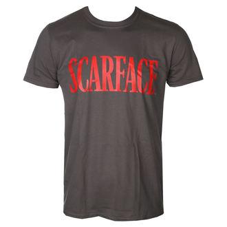 Moška filmska majica Scarface - Logo - HYBRIS, HYBRIS, Scarface