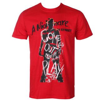 Moška filmska majica Nightmare from Elm Street - Freddy Krueger - HYBRIS, HYBRIS, Mora v ulici brestov