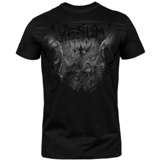 Moška majica Venum - Devil - Črna / Črna, VENUM
