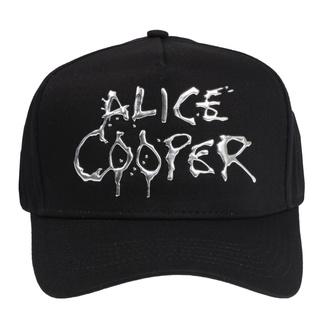 Kapa Alice Cooper - Sonic Sliver Dripping Logo - ROCK OFF, ROCK OFF, Alice Cooper