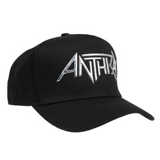 Kapa Anthrax - Sonic Sliver Logo - ROCK OFF - ANTHSSCAP02B
