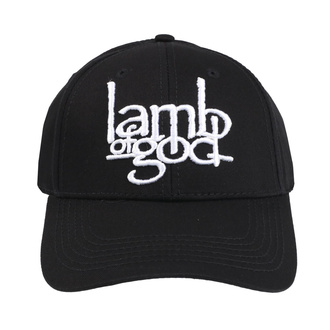 Kapa Lamb Of God - Logo - ROCK OFF, ROCK OFF, Lamb of God