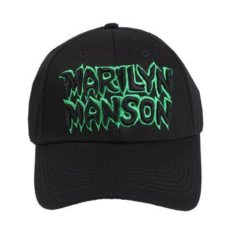 Kapa Marilyn Manson - Logo - ROCK OFF, ROCK OFF, Marilyn Manson