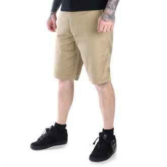 Moške kratke hlače METAL MULISHA - 2018 CHINO - KHA, METAL MULISHA