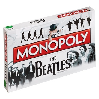 Namizna igra Beatles - Monopoly, NNM, Beatles