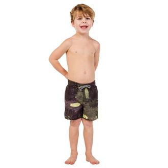 Otroške kopalke (kratke hlače) PROTEST - Rubbin TD - True Black, PROTEST