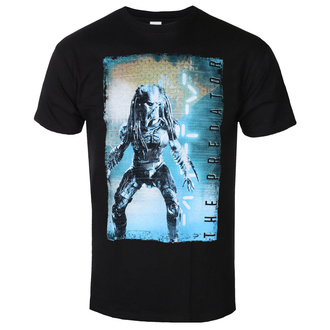 Moška filmska majica Predator - TECH POSTER - PLASTIC HEAD, PLASTIC HEAD, Predator