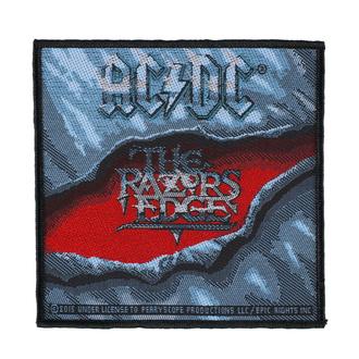 Našitek AC / DC - The Razors Edge - RAZAMATAZ, RAZAMATAZ, AC-DC