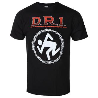 Moška metal majica D.R.I. - BARBED WIRE - PLASTIC HEAD, PLASTIC HEAD, D.R.I.