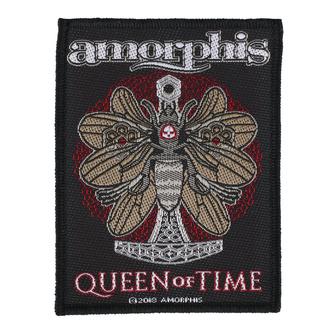 Našitek Amorphis - Queen Of Time - RAZAMATAZ, RAZAMATAZ, Amorphis