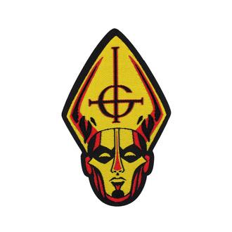 Našitek Ghost - Papa Head - RAZAMATAZ, RAZAMATAZ, Ghost