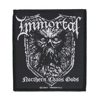 Našitek Immortal - Northern Chaos Gods - RAZAMATAZ, RAZAMATAZ, Immortal