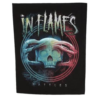 Velik našitek In Flames - Battles - RAZAMATAZ, RAZAMATAZ, In Flames