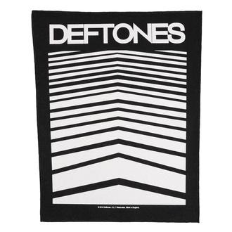 Velik našitek Deftones - Abstract Lines - RAZAMATAZ, RAZAMATAZ, Deftones