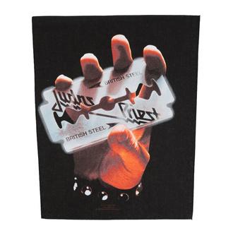 Velik našitek Judas Priest - British Steel - RAZAMATAZ, RAZAMATAZ, Judas Priest