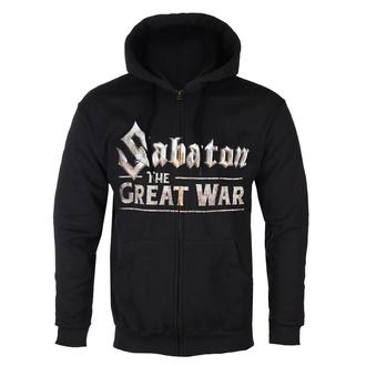 Moška jopa s kapuco Sabaton - The great war - NUCLEAR BLAST - 27960_HZ
