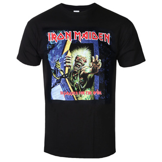 Moška metal majica Iron Maiden - No Prayer For The Dying - ROCK OFF, ROCK OFF, Iron Maiden