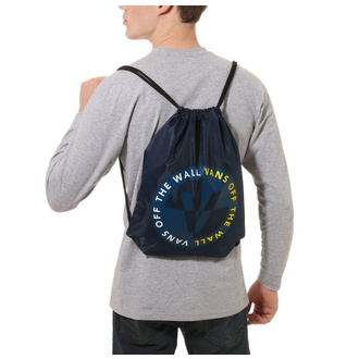 Nahrbtna torba (zložljiva vreča) VANS - LEAGUE BENCHED - DRESS BLUES / G, VANS