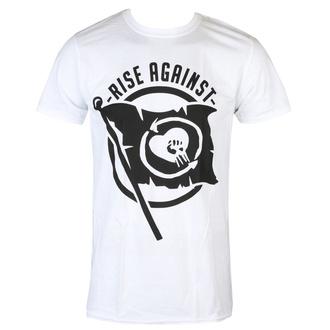 Moška metal majica Rise Against - Flag - KINGS ROAD, KINGS ROAD, Rise Against