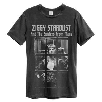 Moška metal majica David Bowie - THE RISE AND FALL - AMPLIFIED - ZAV210C79