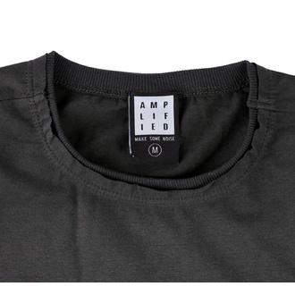 Moška metal majica Def Leppard - PYROMANIA - AMPLIFIED, AMPLIFIED, Def Leppard